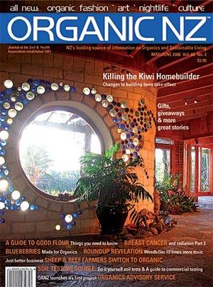 Organic NZ Magazine 2006