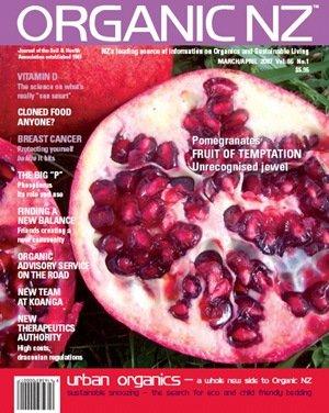 Organic NZ Magazine 2007
