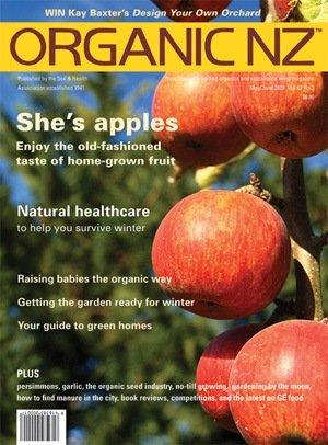Organic NZ Magazine 2008 - Soil & Health Assn