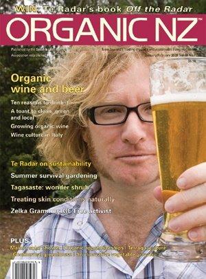 Organic NZ Magazine 2009