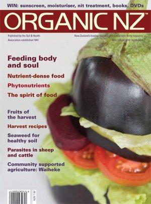 Organic NZ Magazine 2010 MarchApril