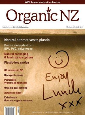 Organic NZ magazine 2010 MayJune