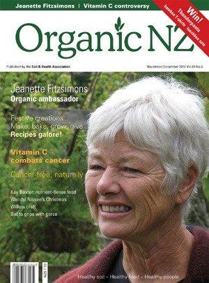Organic NZ - NovemberDecember2010