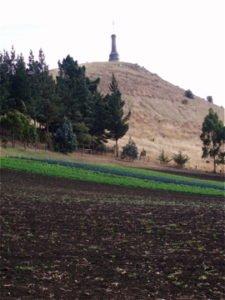 Brydone hill