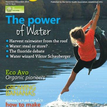 Organic NZ Magazine 2014