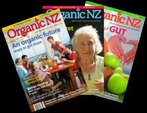 Organic NZ magazine