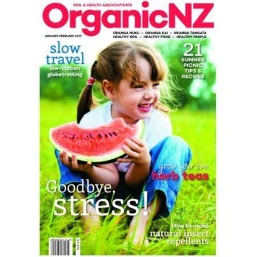 Organic NZ Magazine 2017