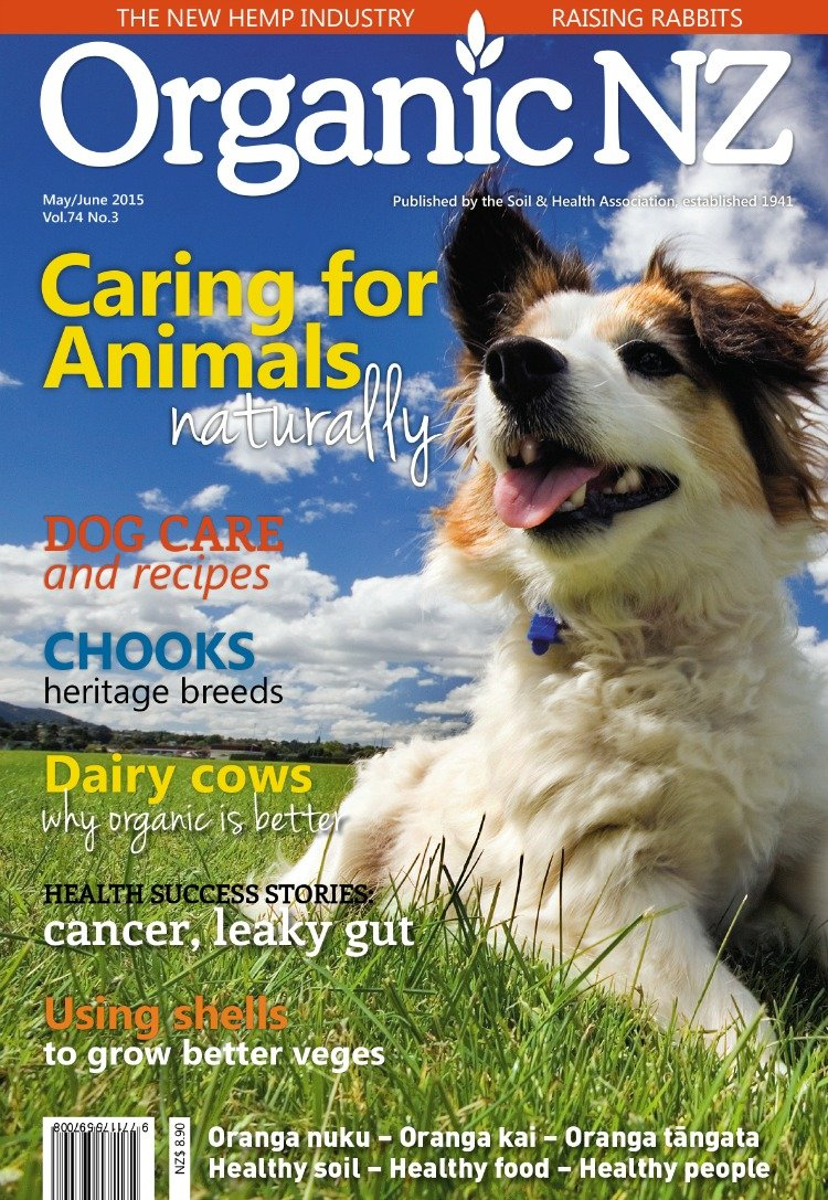 Organic NZ Magazine 2015