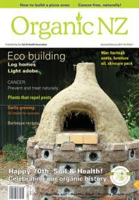 Organic NZ JanuaryFebruary 2011