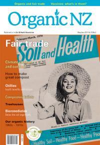 Organic NZ magazine MayJune 2011