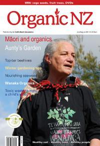 Organic NZ Magazine JulyAugust 2011