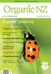 OrganicNZ SeptemberOctober 2011