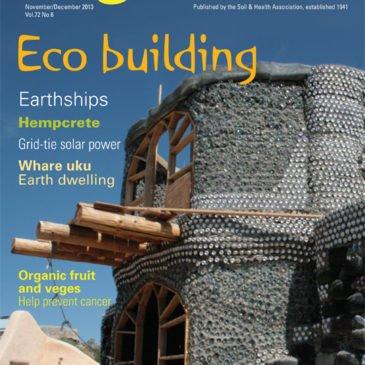 Organic NZ Magazine 2013