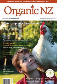 Organic NZ Magazine 2011 November/December