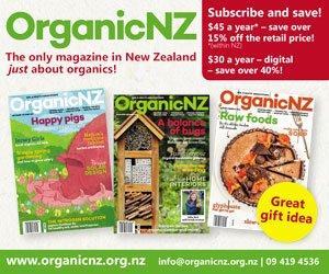 Organic NZ MREC demo