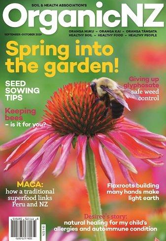 OrganicNZ Magazine - Soil & Health Assn