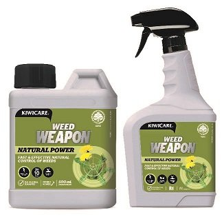 Weed Weapon Natural Power