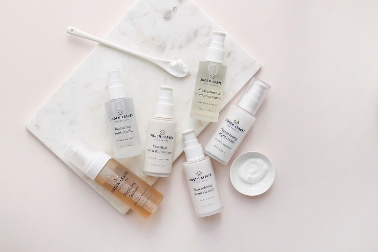 Linden Leaves Natural Skincare prize pack ?