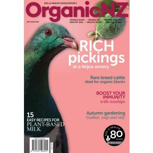 Current Organic NZ Issue