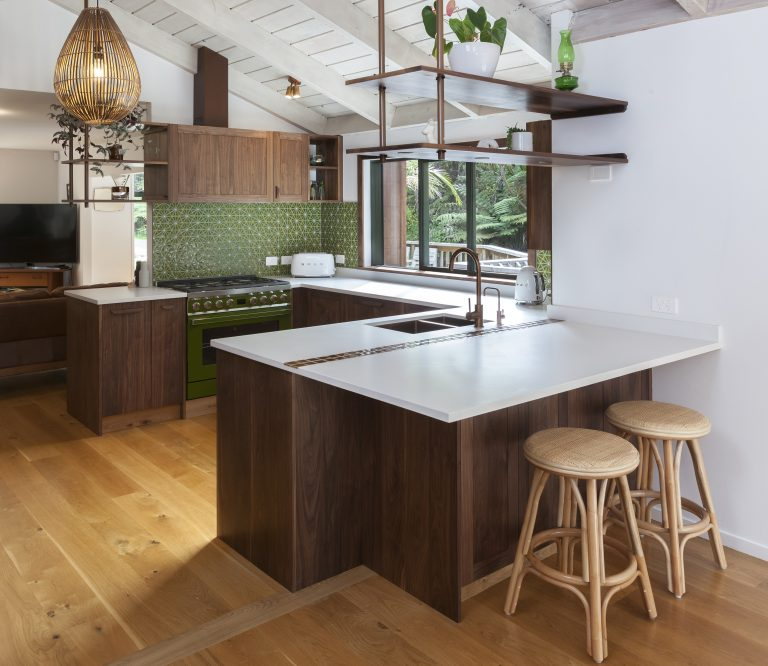 Recipe for an eco kitchen